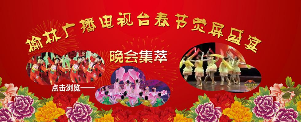 2016年榆林市三大春节晚会