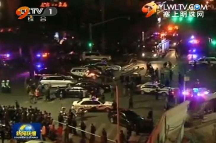 点击观看《云南昆明火车站暴力恐怖案件:伤员救治紧张有序展开》