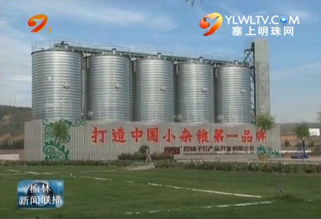 神木:省级农业产业化龙头企业引领农业增产增效