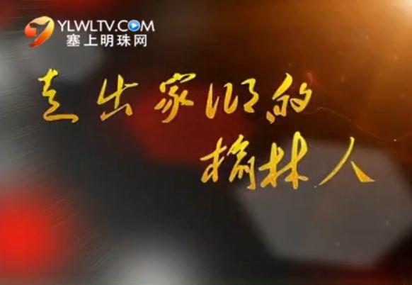 走出家乡的榆林人 2015-10-13