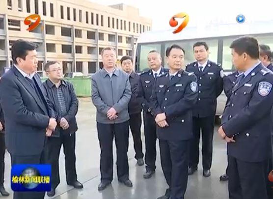 杜航伟调研我市公安改革工作