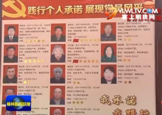 佳县:激发党建活力 助力追赶超越
