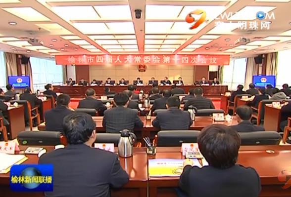 点击观看《市四届人大常委会第十四次会议举行第二次全体会议 任命李春临为榆林市人民政府代市长》