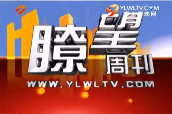 【瞭望周刊】 乘物游心 张胜伟 艾艺 张柱 马扬中国画展 2018-06-06