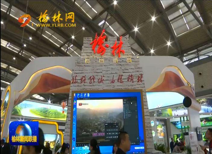点击观看《2019西安丝绸之路国际旅游博览会开幕 魏增军检查榆林观参展情况》