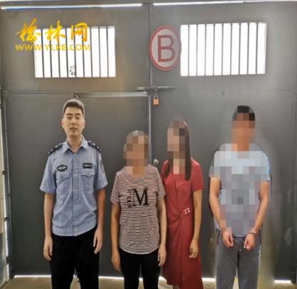 点击观看《绥德警方捣毁一卖淫窝点 三人被行政拘留》