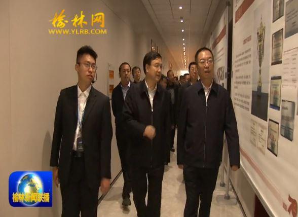 李春临在神木调研工业稳增长和安全生产工作时要求神木要为全市稳增长多作贡献